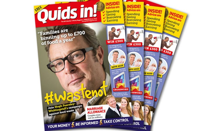 Quids in! 29 covers