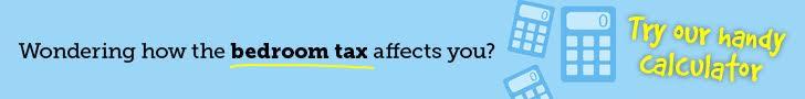 Bedroom tax banner