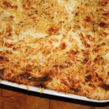 Recipe-Lasagne