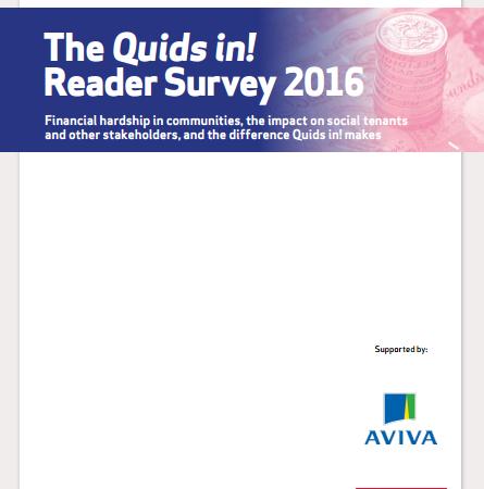 Quids in! 2016 Reader Survey