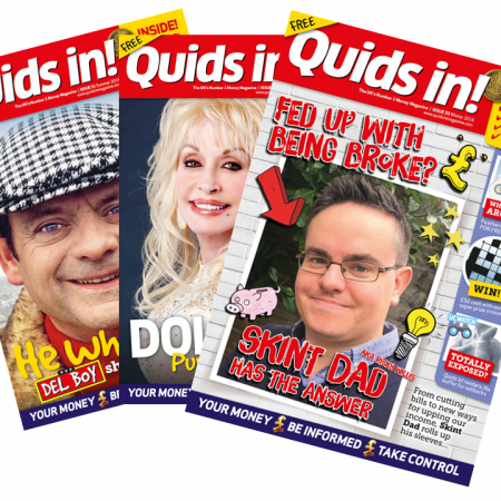 Quids in covers