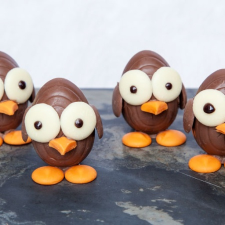 Easter creme egg chicks