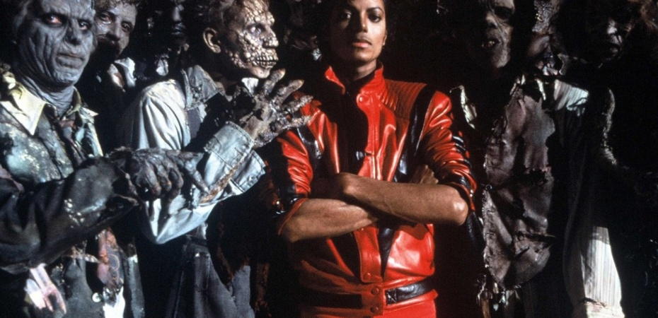 Michael Jackson Thriller video still