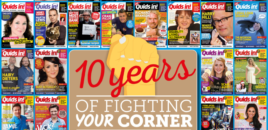 Quids in 41 Cover