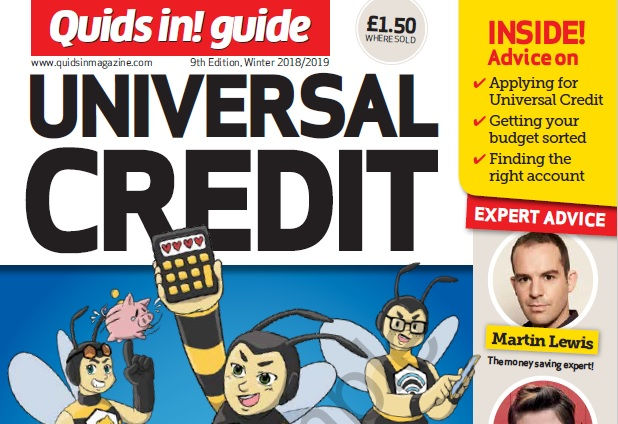 Universal Credit Guide Cover