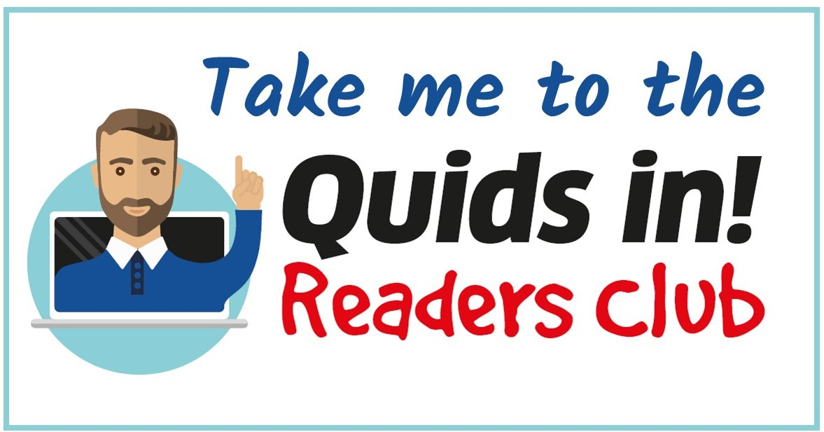 Take me to the Quids In Readers Club