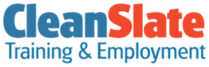 Clean Slate Training & Employment Logo