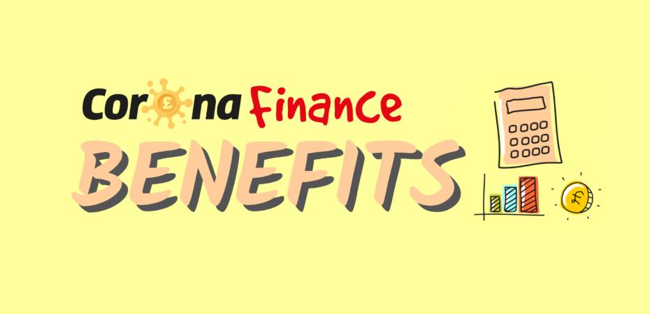 Corona-Finance: Benefits