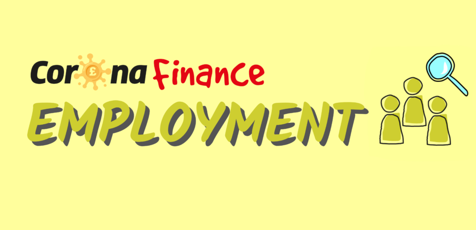 Corona-Finance: Employment