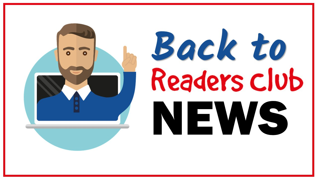 Back to Readers Club News button