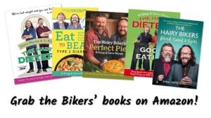 Hairy Bikers Books