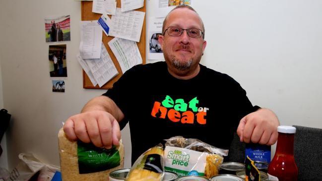 Gary Nash at Eat or Heat