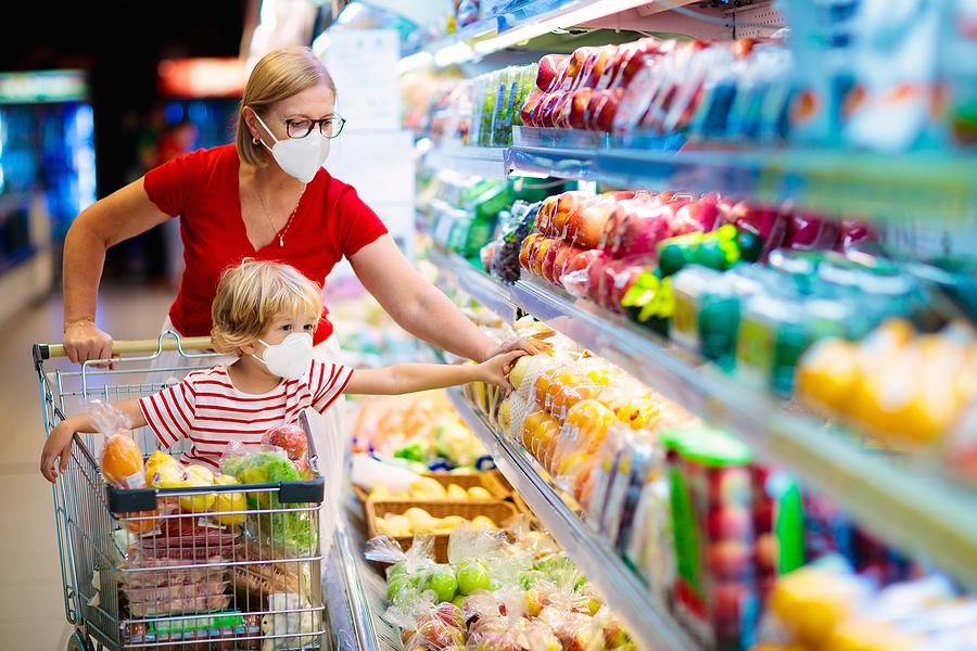 Supermarkets help struggling parents with Healthy Start vouchers boost